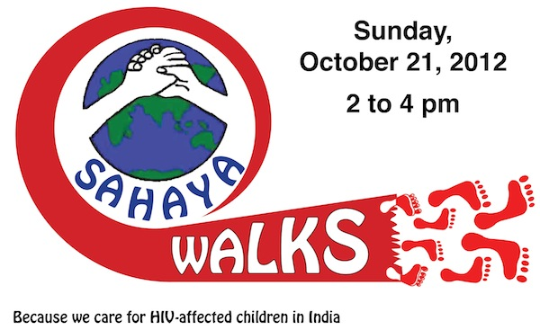 sahaya walks logo